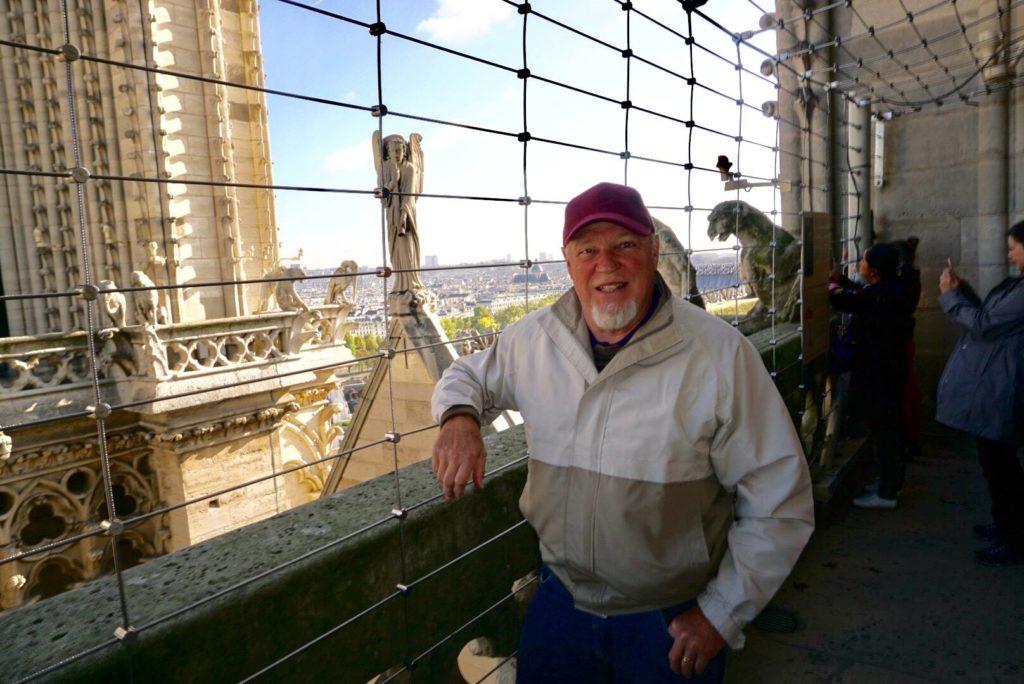 David at Notre Dame