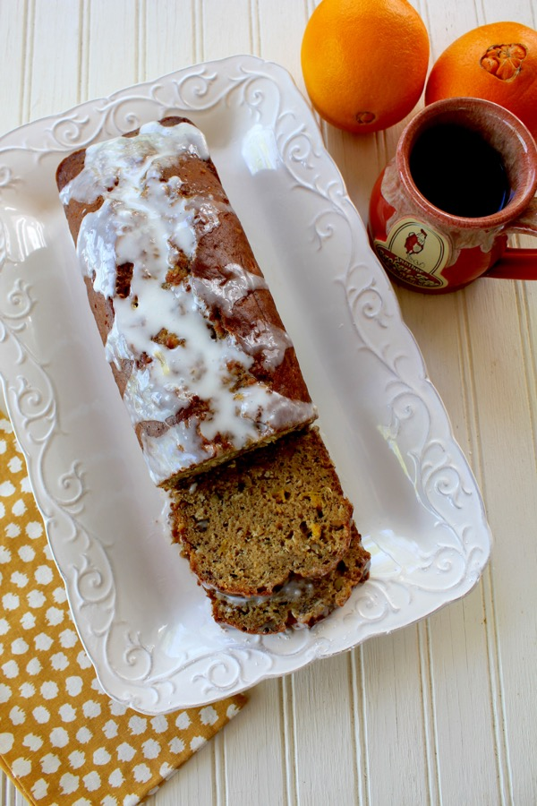 Hummingbird Banana Bread