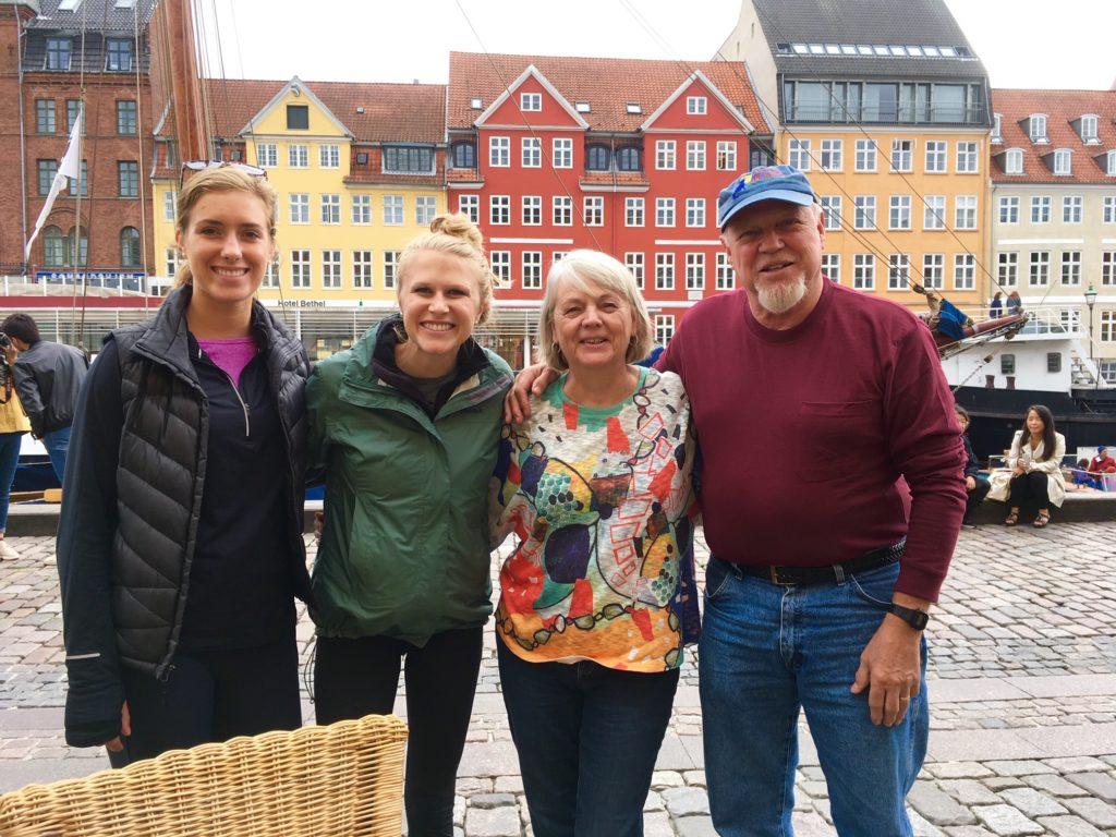Copenhagen Michigan girls