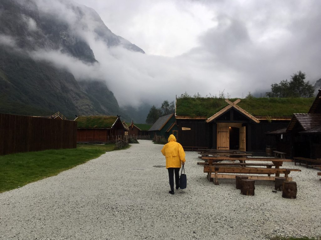 Flam Viking village