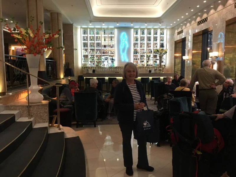 Grand Hotel Oslo Lobby